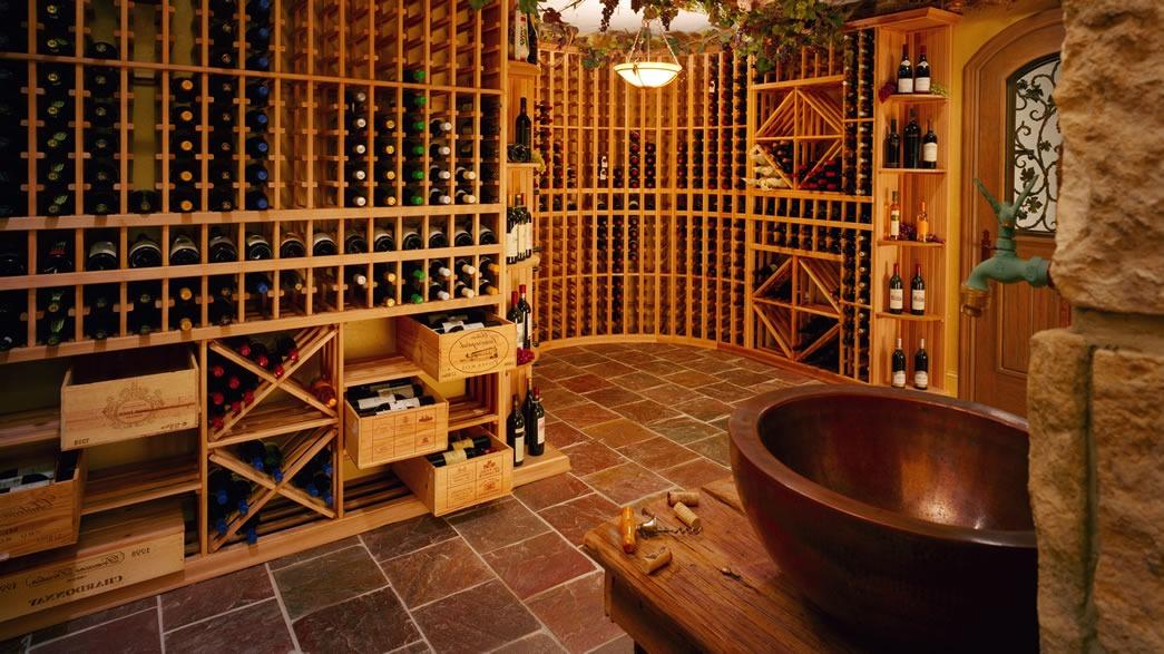 conservar o vinho