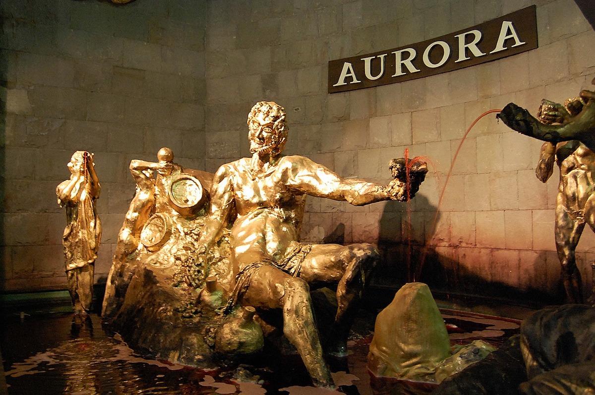 Vinícola Aurora comemora 86 anos de história