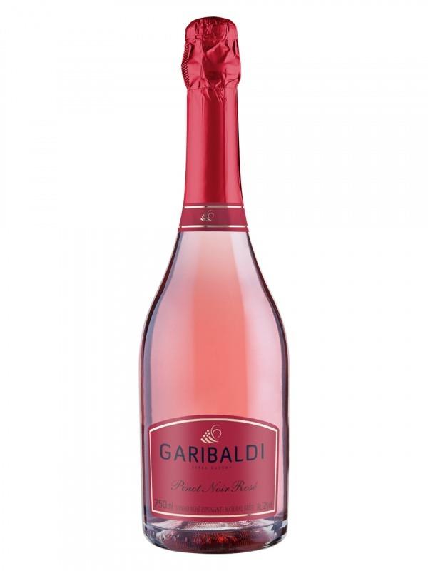 Cooperativa Vinícola lança Espumante Garibaldi Brut Rosé Pinot Noir