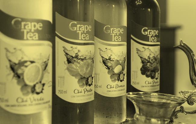 Grape Tea Salton: o delicioso chá gelado feito com uva