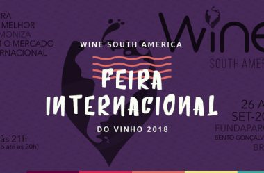 Wine South America – Feira Internacional do Vinho 2018