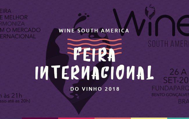 Wine South America – Feira Internacional do Vinho 2018